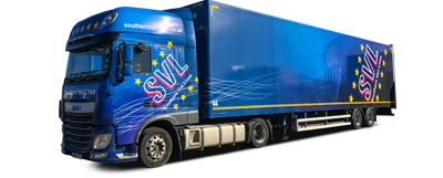 SVL 13.6m Extra Tall Trailer