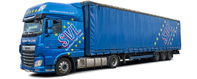 SVL 13.6m Mega Curtain Sided Trailer